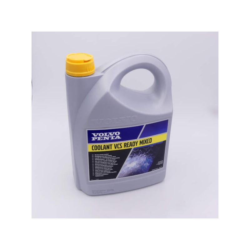 Liquide de refroidissement jaune Volvo Penta