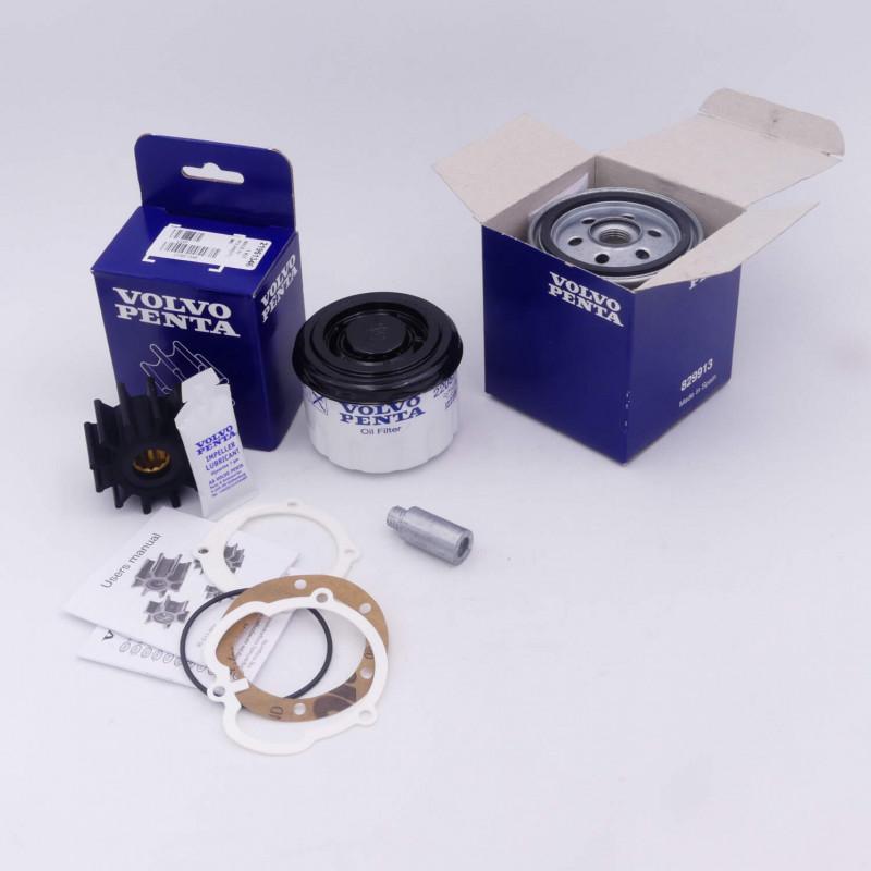 Kit d'entretien pour moteurs volvo penta 2003T