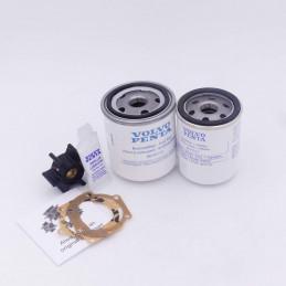 861473, 861477, 22222936 Kit entretien impulseur filtration volvo penta