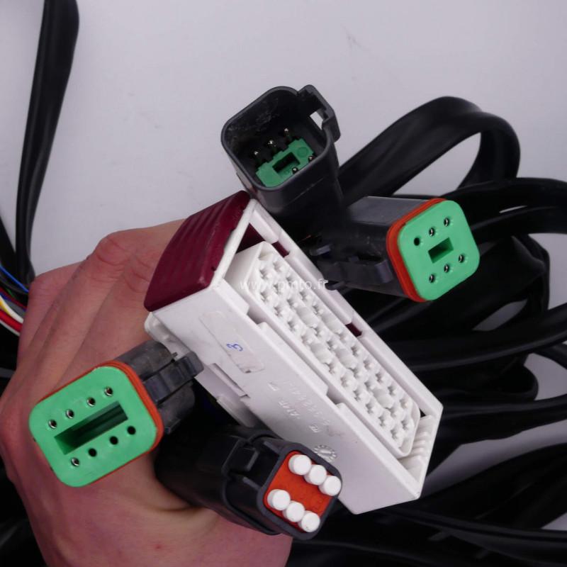 Faisceau de cable Multilink pour EVC Volvo Penta 881786