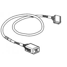 Vue éclatée Rallonge de câble 888250 Volvo Penta 7mètres Multi Link , 8 bornes
