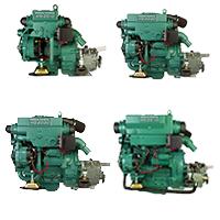 Pièces et Kits pour moteurs MD2010, 2020, 2030, 2040