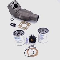 Kits de maintenance et de réparations courantes 2002