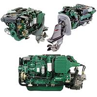 Moteur série 300 (KAD300 et KAMD300)