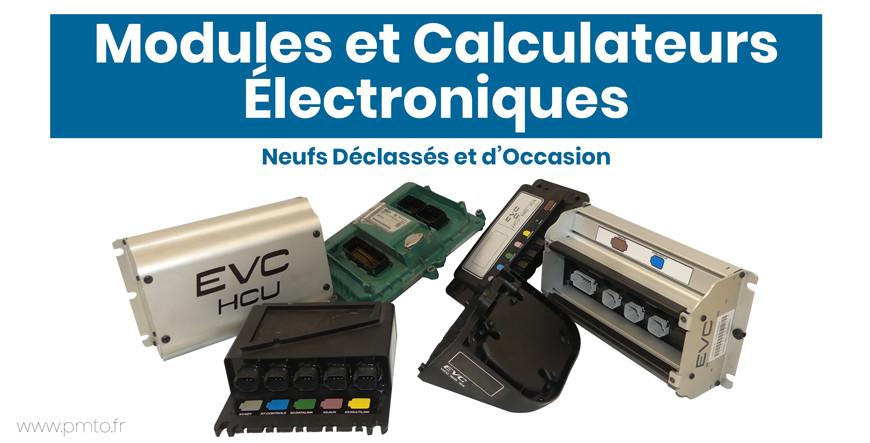 Modules et calculateurs electroniques PCU EVC HIU